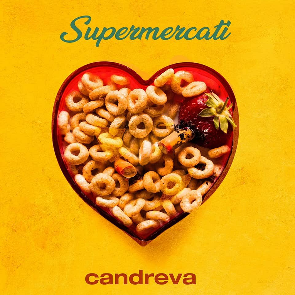 .Candreva, Supermercati.